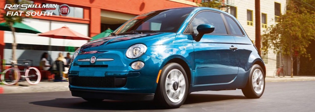 New FIAT 500 Indianapolis Indiana