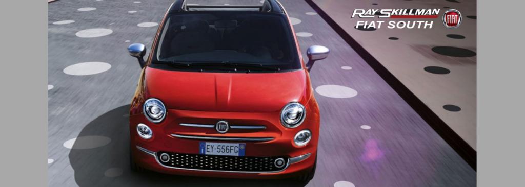 Fiat 500 Columbus IN