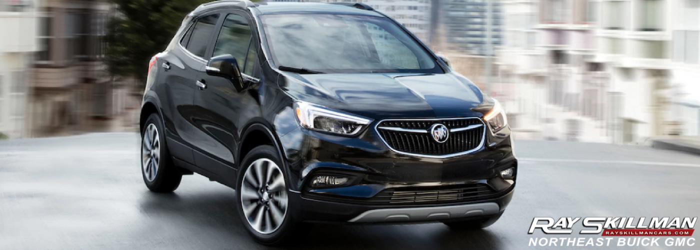 buick specials enclave incentives lease select deals falls little gmc