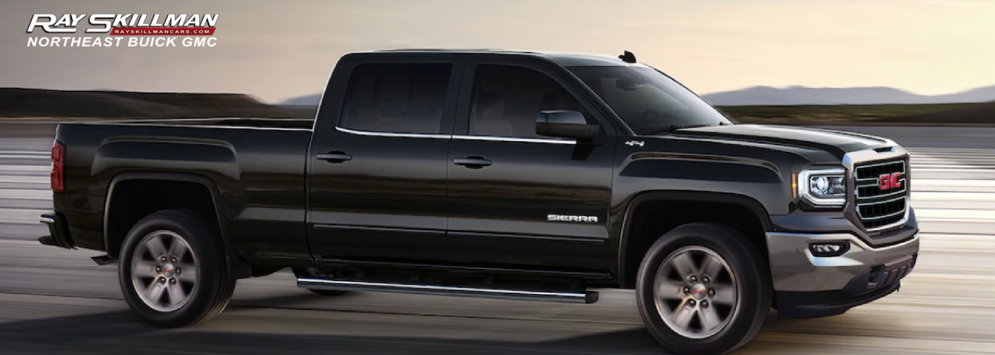 GMC Sierra vs the Competition Indianapolis IN