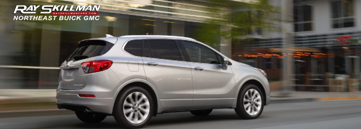 Buick Envision Shelbyville IN