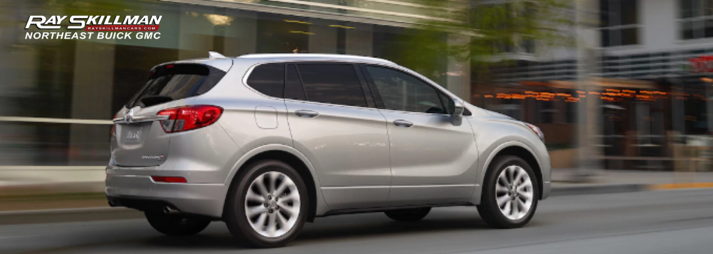 Buick Envision Fishers IN