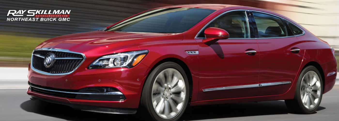 Buick LaCrosse Fishers IN