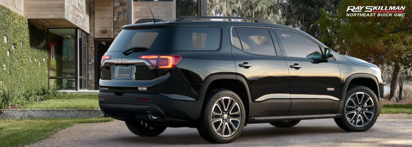 GMC Acadia vs Chevy Traverse Indianapolis