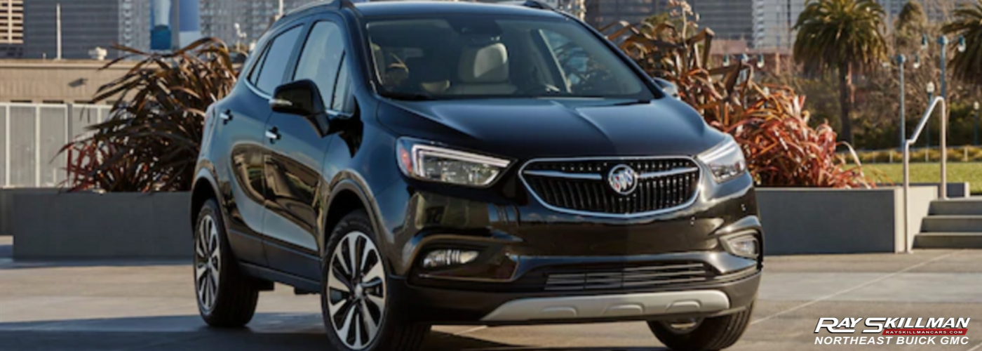 Buick Encore vs Ford Escape Indianapolis