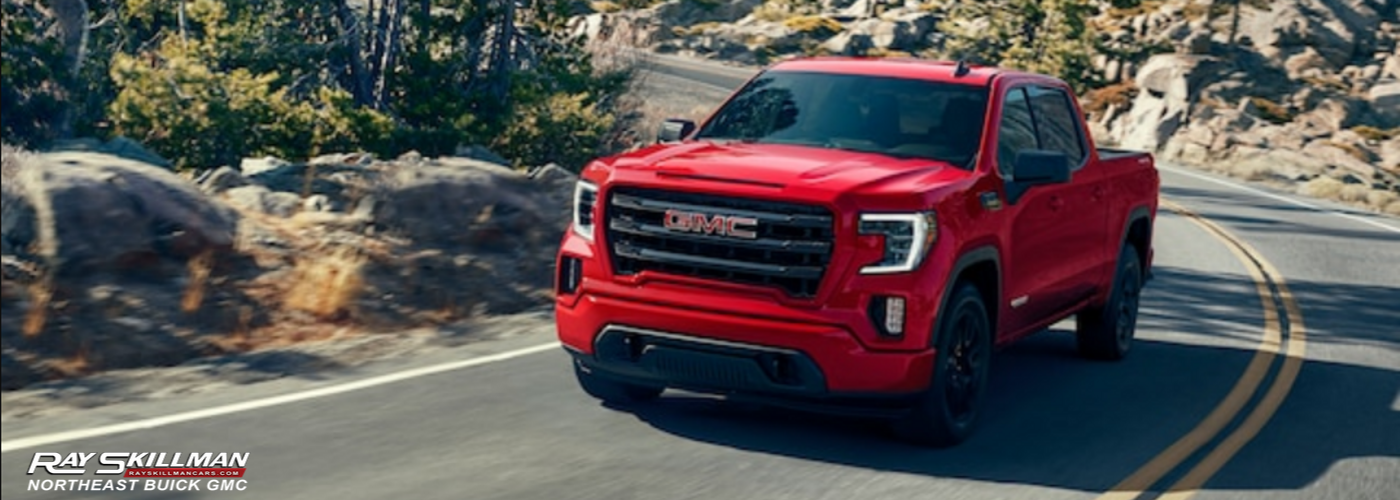 GMC Sierra 1500 vs Ford F-150 Indianapolis