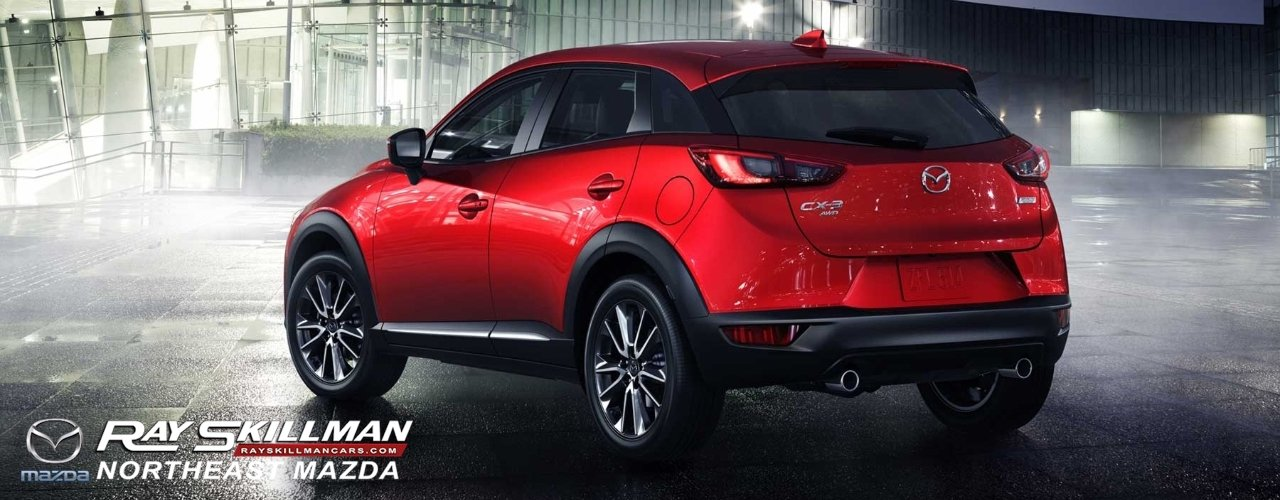 Mazda CX-3 Woodbury IN