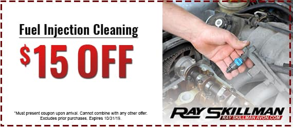 Fuel Injection Cleaning