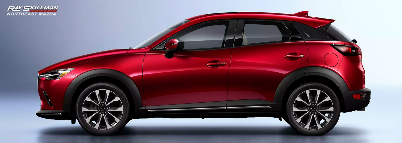 Mazda CX-3 vs Toyota C-HR Indianapolis