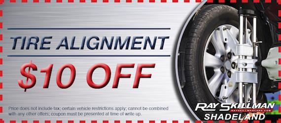 Tire Alignment Shadeland