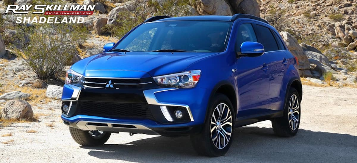 Mitsubishi Outlander Sport Greenfield IN