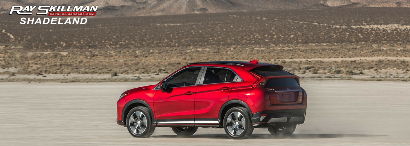 Mitsubishi Eclipse Cross Fishers IN (1)