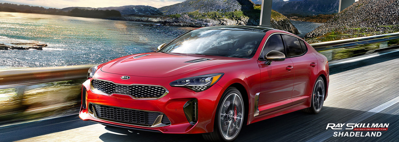 Kia Stinger Fishers IN