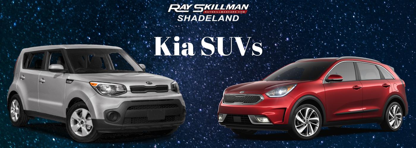 Kia SUVs and Crossovers Indianapolis