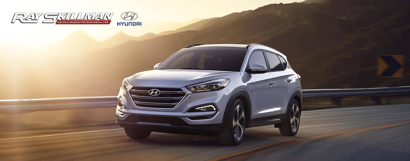 Hyundai Tucson vs The Competition
