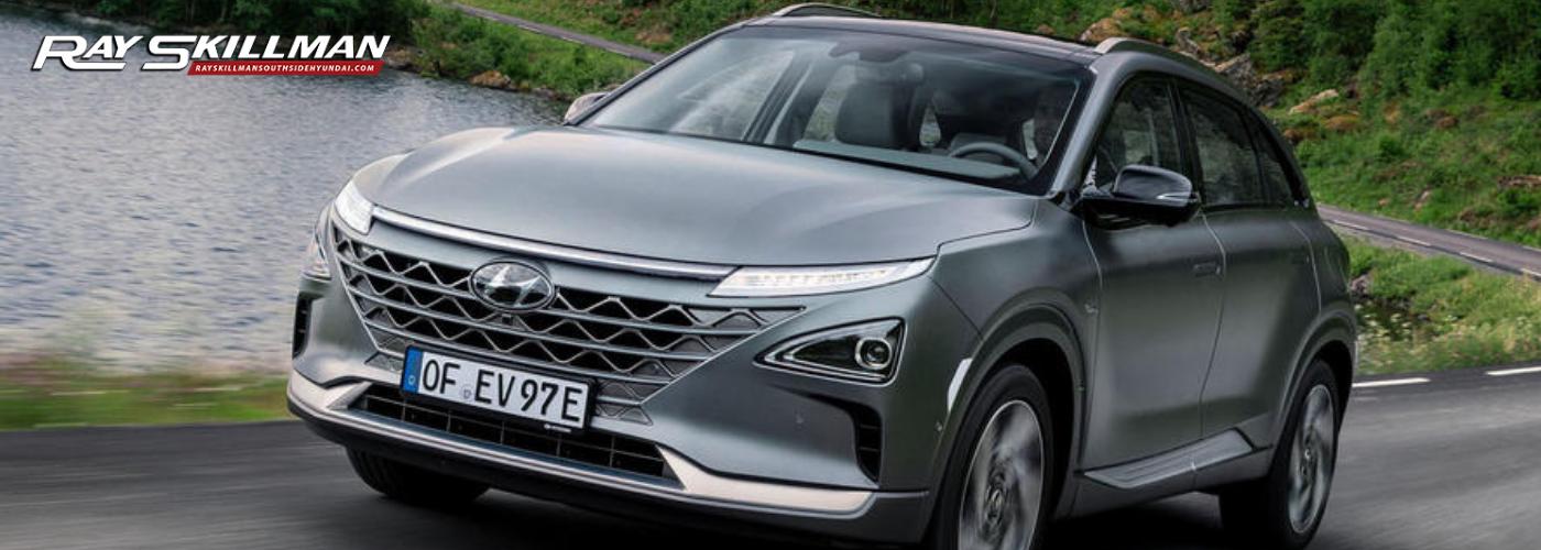 Hyundai Nexo Fuel Cell Greenwood IN