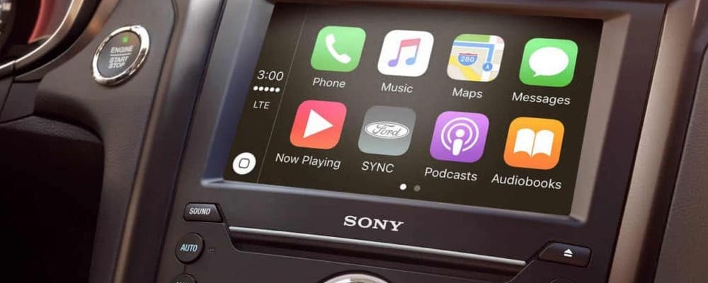 How To Pair A Phone With Ford Sync And Add Ford Sync 3 Apps