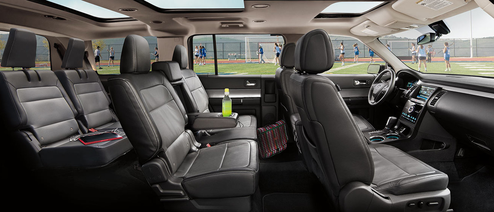 2015 ford flex interior