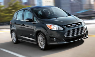 2016 Ford C-Max Front Page