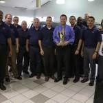 River View Ford Sales Award