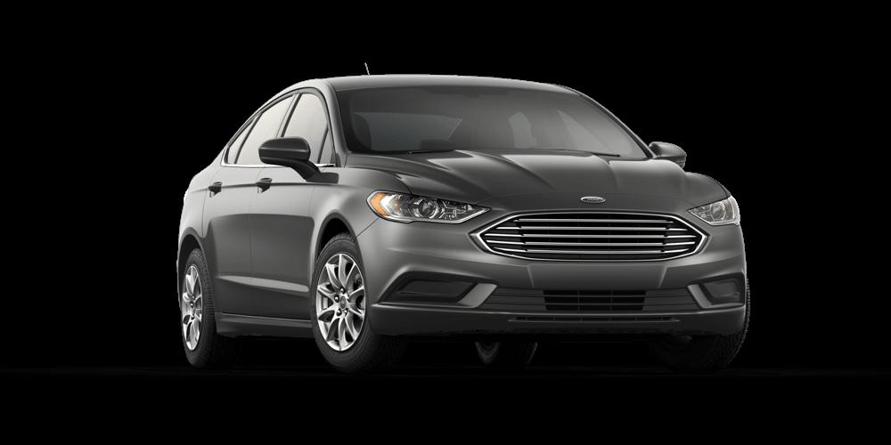 2017 Ford Fusion dark exterior
