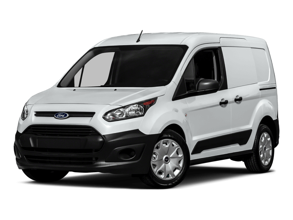 2016 Ford Transit Connect white background