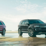 Ford Explorers