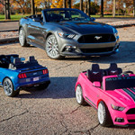 Power Wheels Mustangs