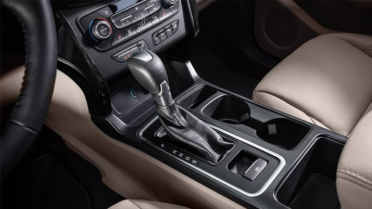 2017 Ford Escape automatic transmission