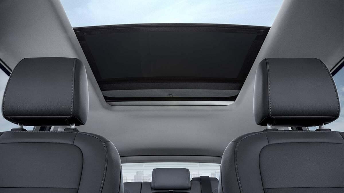 2017 Ford Escape panoramic roof