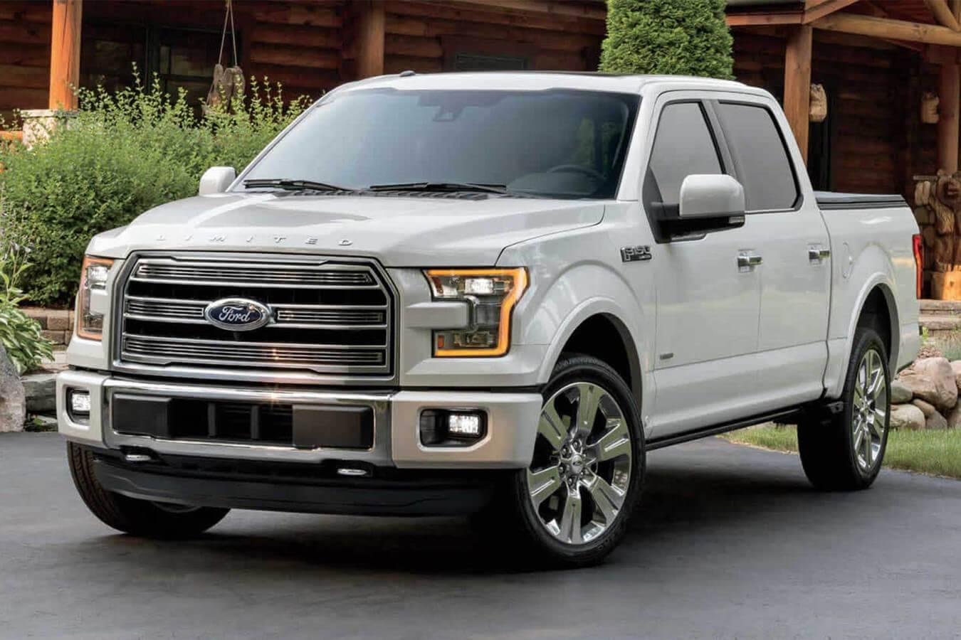 2017 ford f 150 limited