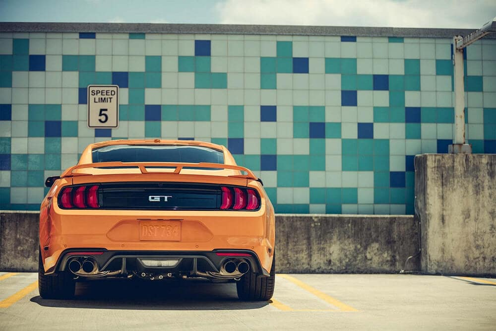 2018 Ford Mustang Exterior 4