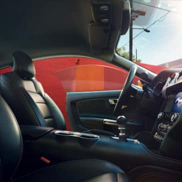 2018 Ford Mustang Interior 2