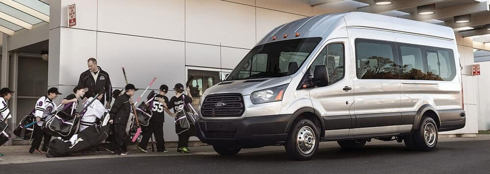2018 Ford Transit Engine Options Details River View Ford