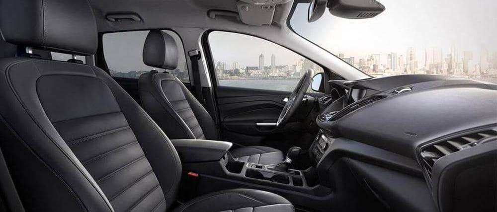 2018 Ford Escape Interior Comfort And