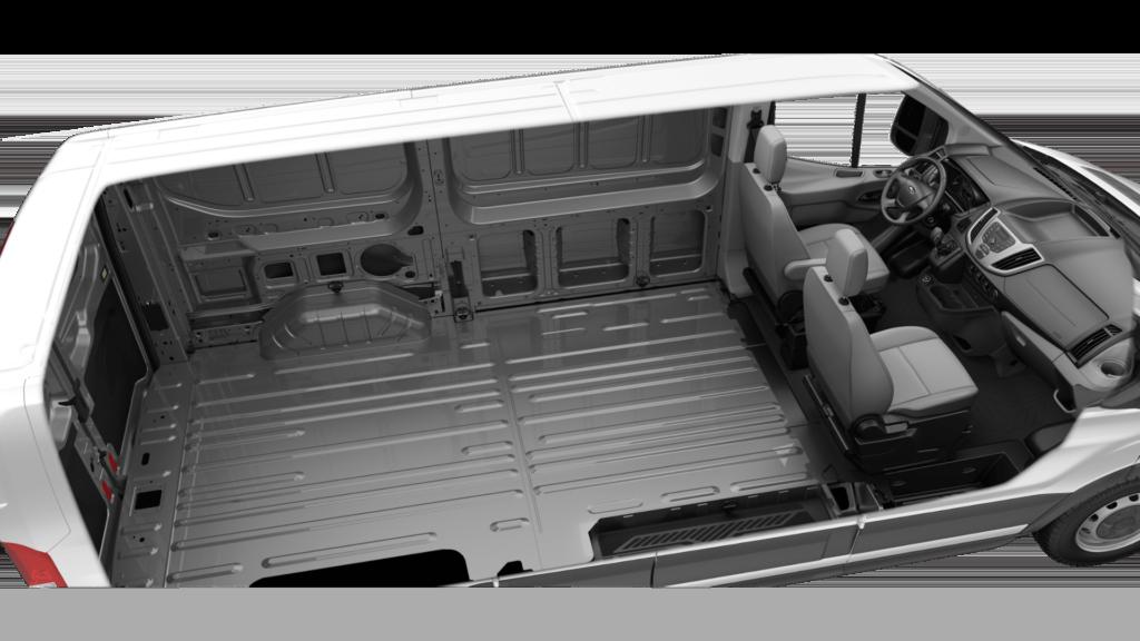 Ford Transit Wagon Interior