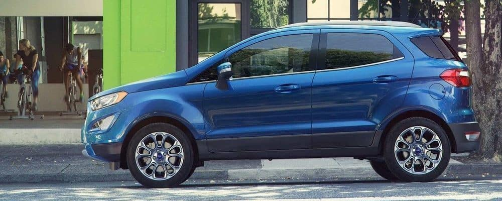 2018 Ford EcoSport Side View