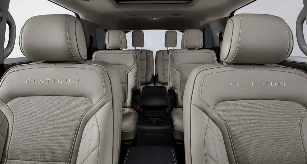 2018 Ford Explorer Back Seats