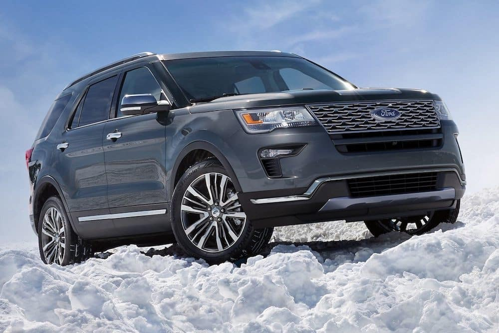 2019 Ford Explorer Towing Capacity Ford Towing River View Ford