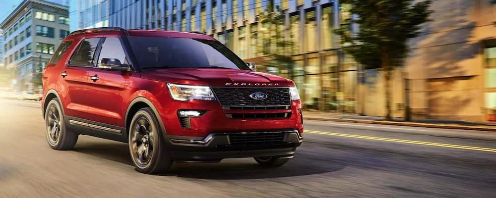 2019 Ford Explorer Mpg Ratings River View Ford