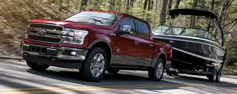 What Is the Towing Capacity of a Ford F-150? | River View Ford