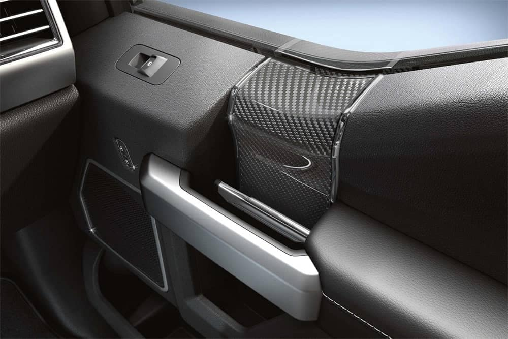 2019 Ford F-150 Raptor Interior Accents
