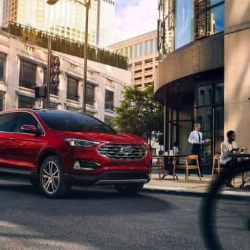2019-Ford-Edge-Driving-Down-Street