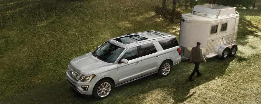 2019 Ford Expedition With Trailer