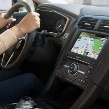 2019 Ford Fusion Dash