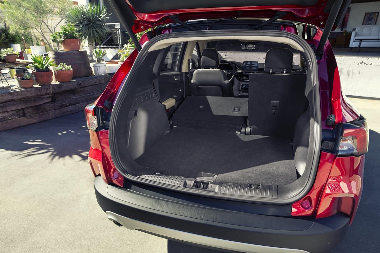 2020 Ford Escape cargo space