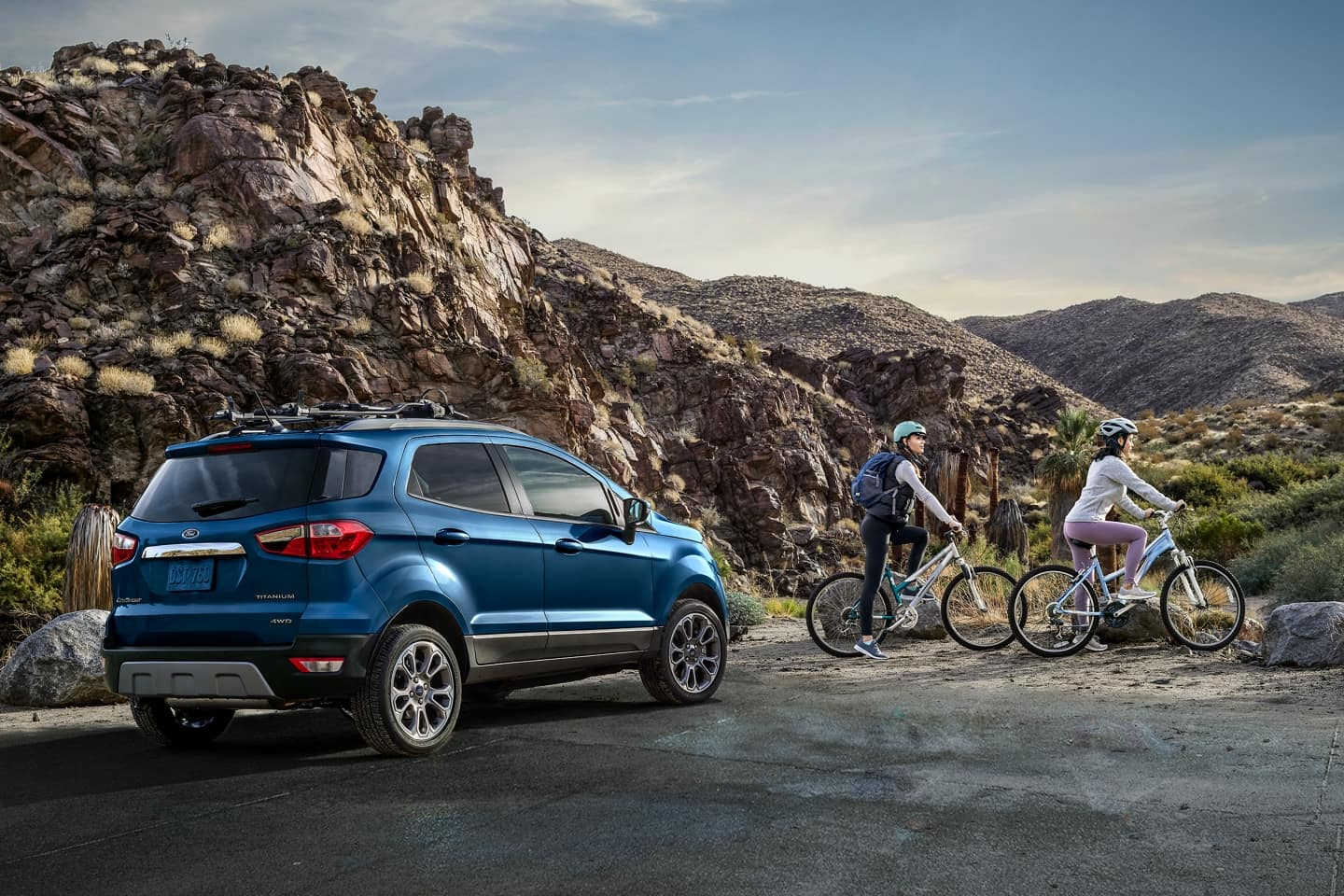 2020 Ford EcoSport ready for adventure