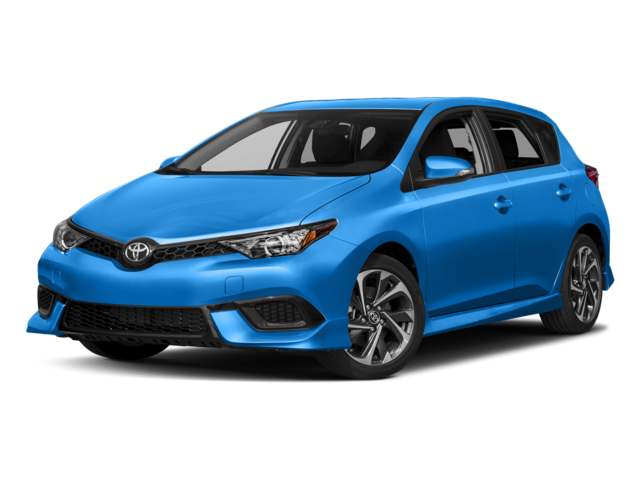 2017 Toyota Corolla iM Manual SE