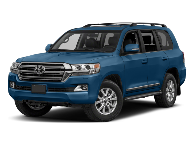2017 Toyota Land Cruiser Base