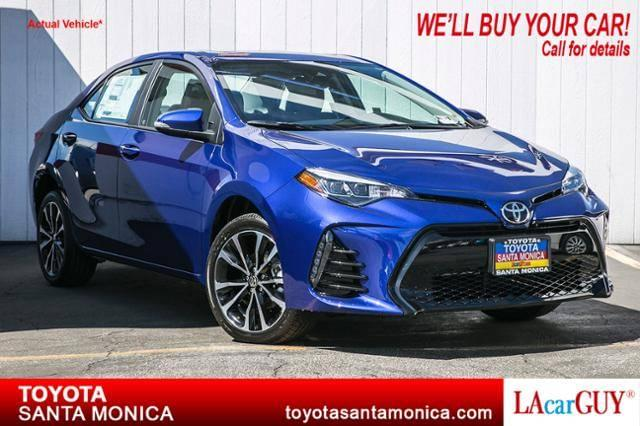 2017 Corolla S Lease Special